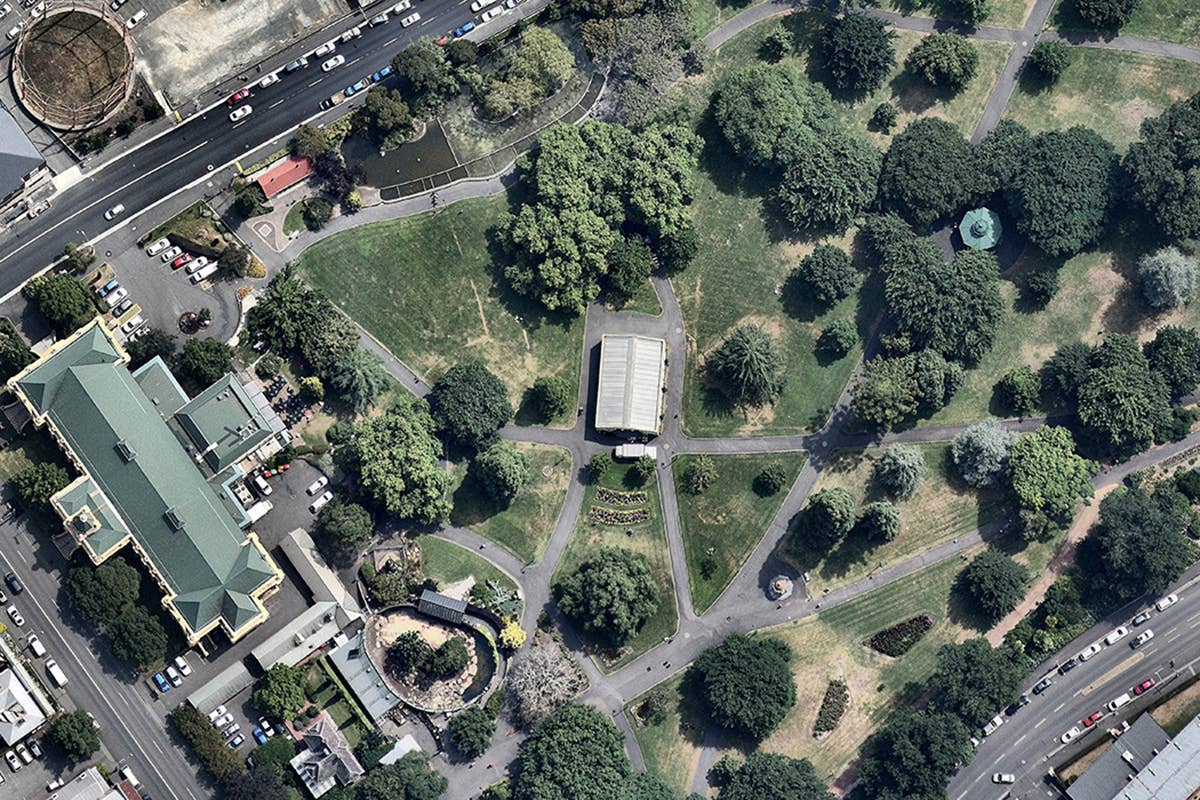 aerial, government, property, Launceston, TAS
