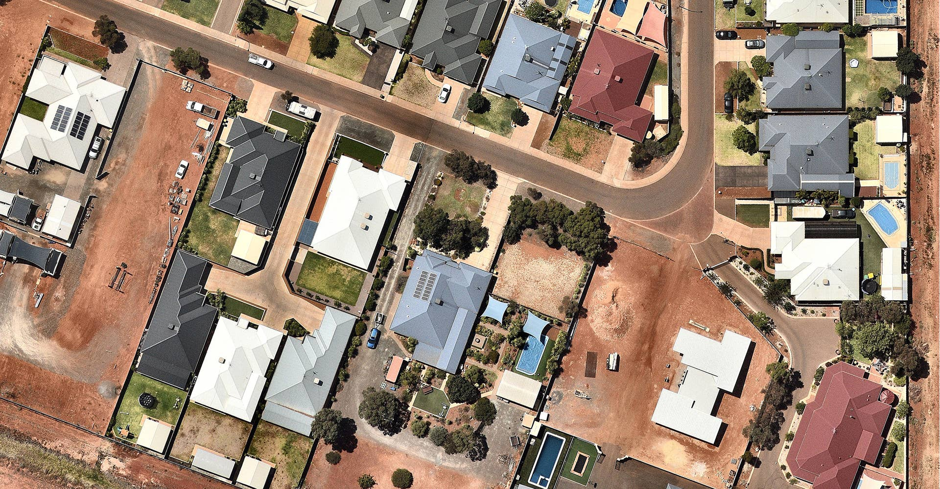 aerial, property, Broadwood, WA, 2019 February 4