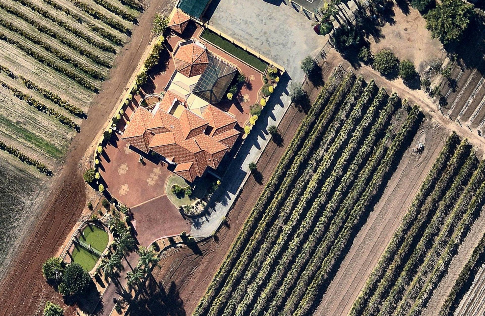 aerial, land, property, Caversham, WA, 02 May 2019