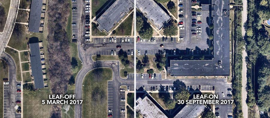 Aerial Roof Measurements With Snow Free Imagery