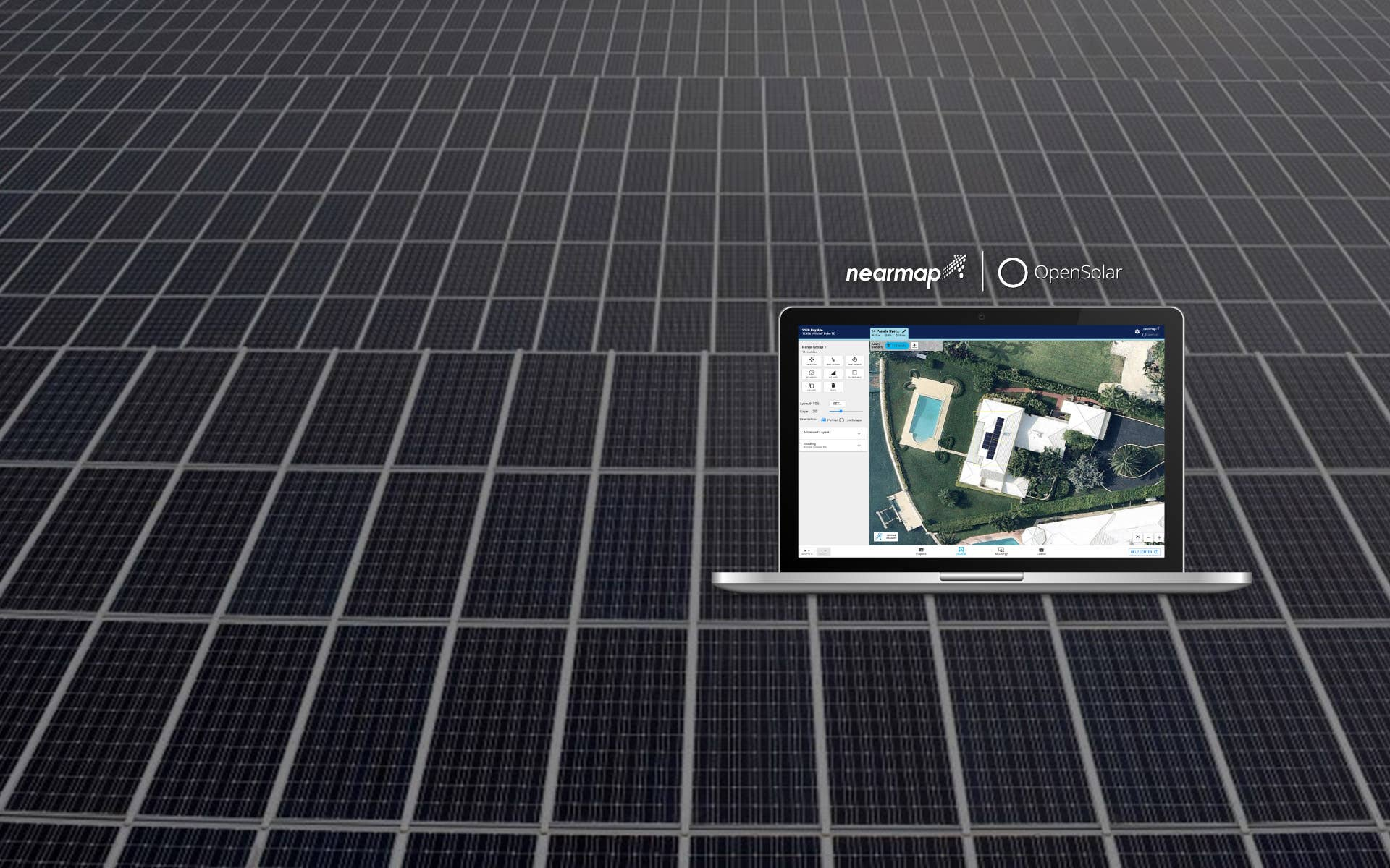 Nearmap on OpenSolar, now live!