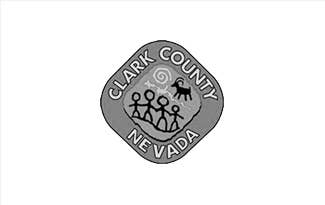 Customer logo: Clark County, Nevada