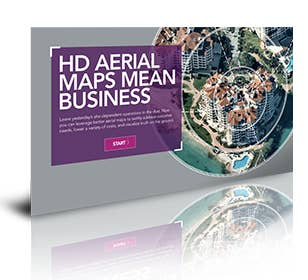 eBook: HD Aerial Maps Mean Business